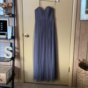 Wtoo by Waters bridesmaid dress